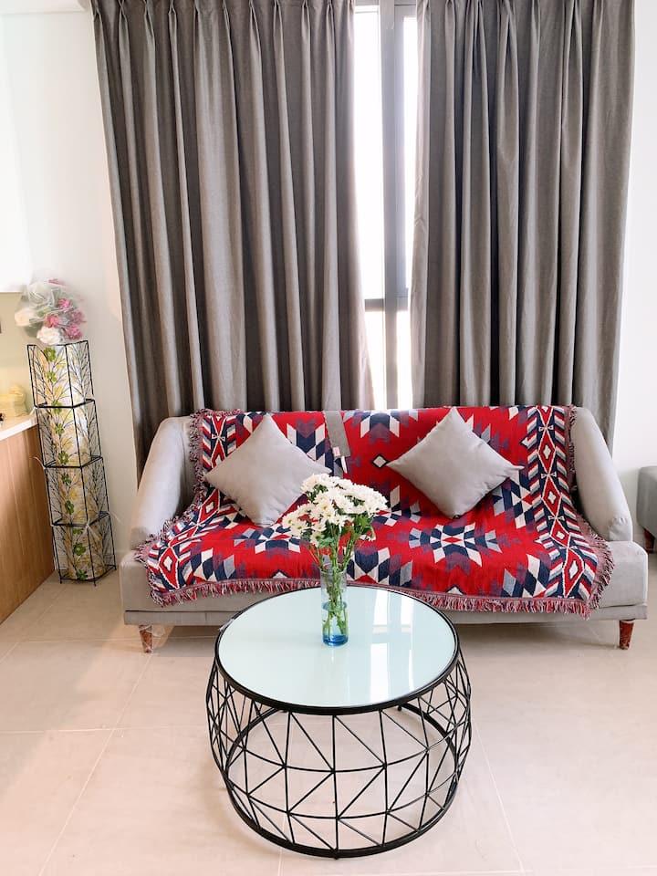 Brand new apartment at Scenia Bay Nha Trang