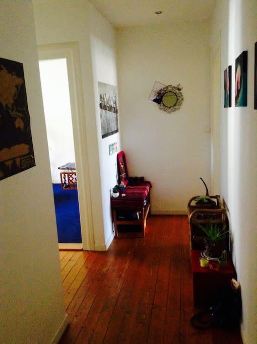 Entrée / Couloirs