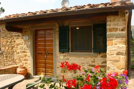 La Montanina, sleeps 4 guests - Santo Stefano - Villa