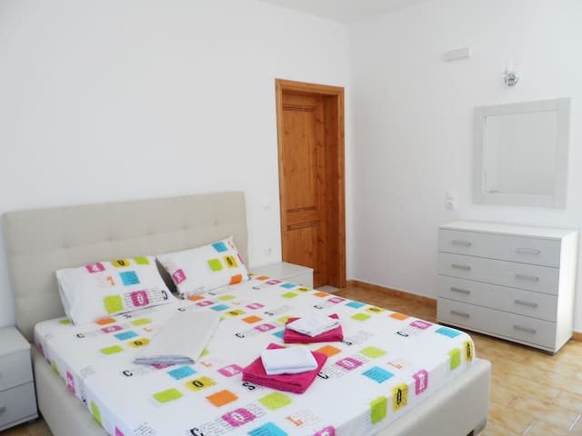 Fully equipped apartment in a quiet area