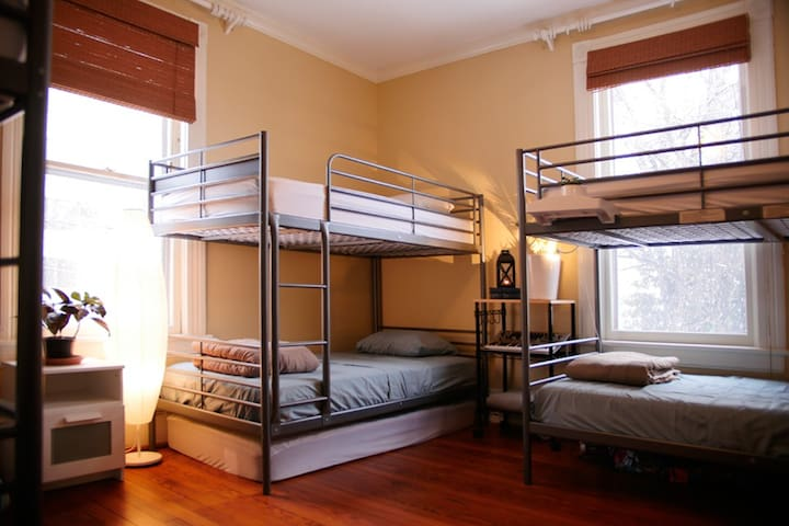 Downtown Co-Living Space (B) - Wifi,  Laundry