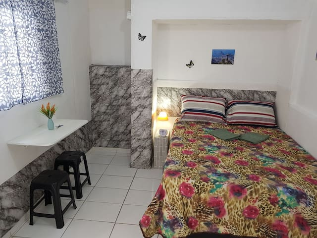 3-Cool triple room Copacabana/Botafogo beach