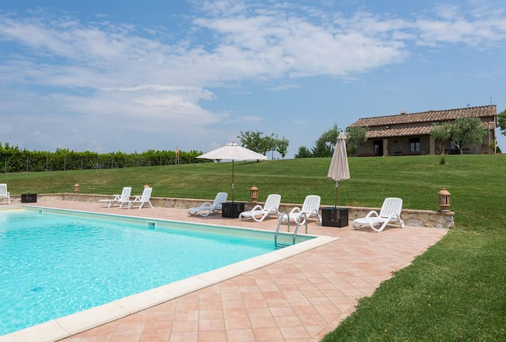 Villa Sofia, enjoy staying together in nature