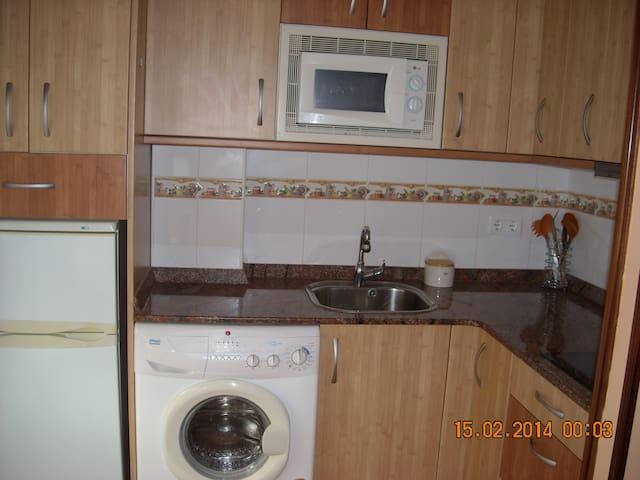 alojamiento con encanto - Limpias - Lägenhet
