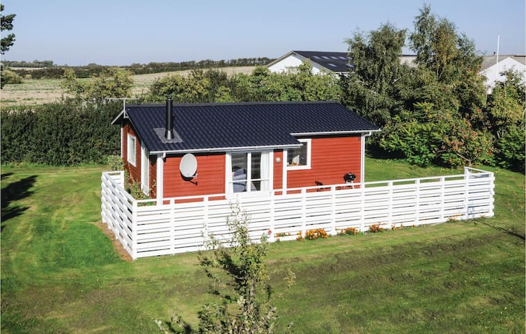 Holiday cottage with 3 bedrooms on 60m² in Slagelse