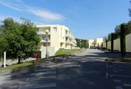 Location studio résidence confort - Valbonne - Huoneisto