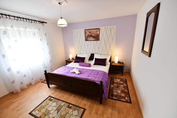 Holiday home Miramary - room  Nr.1 with 180*200 bed