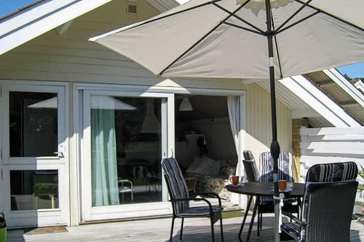 Maison de vacances moderne avec terrasse à Askeby en Zélande