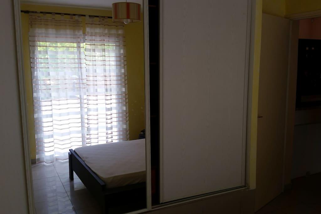 chambre agréable