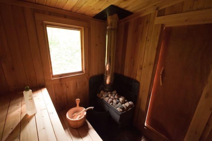 Mökki: Hovland Hut