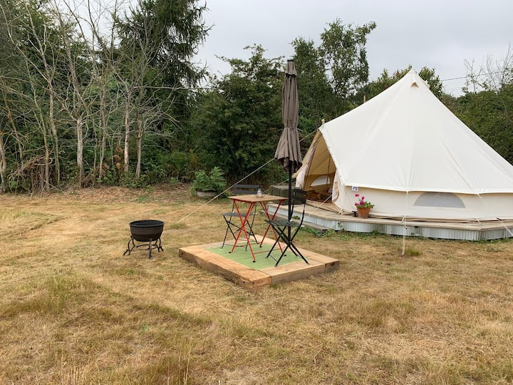 Suffolk Steel House & Glamping