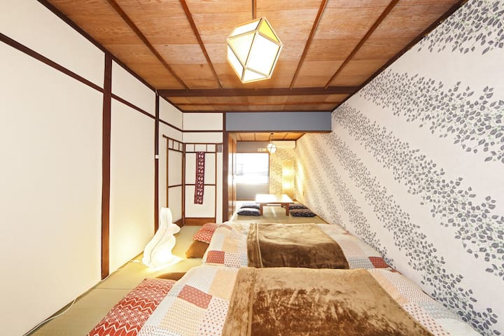 Traditional Japanese Style/Bed Room 1