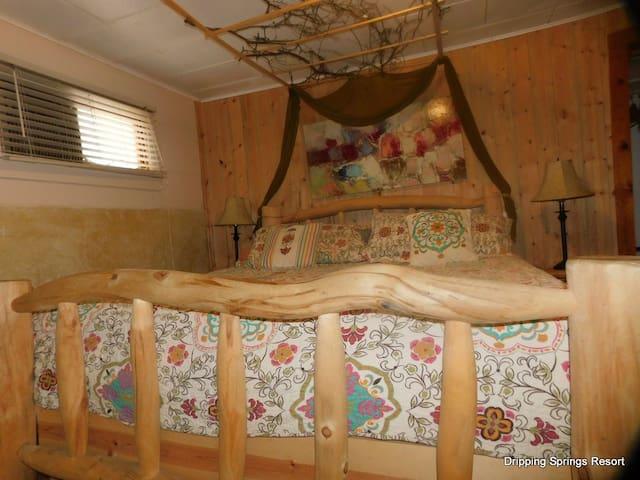 Aspen Glenn BNB Room Dripping Springs Resort