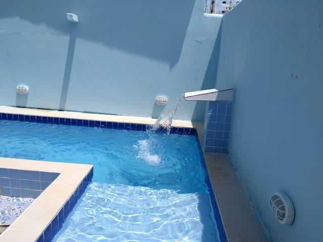 Casa em Tamandaré com piscina perto da praia