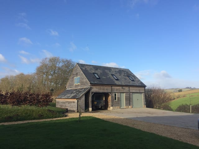The Countryside Loft in stunning rural Dorset - Bridport - Vindsvåning