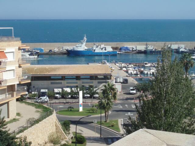 Mirador al Port