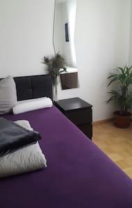 Schönes helles Zimmer in Dietlikon - Dietlikon - Pis