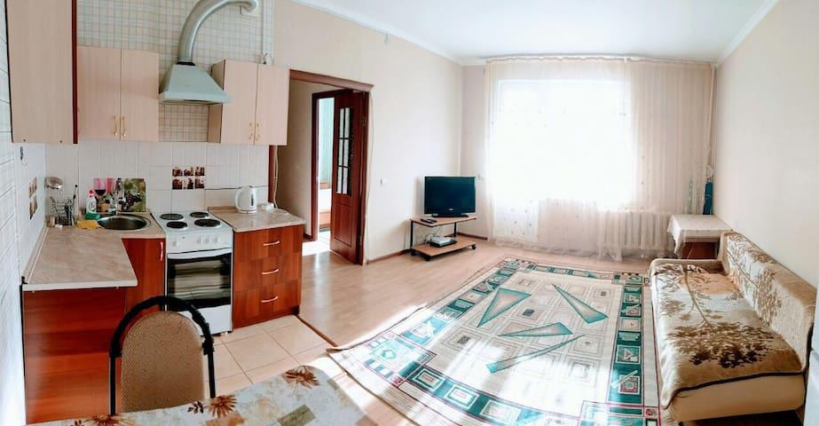 Sweet apartment near Keruen - Астана - Apartment