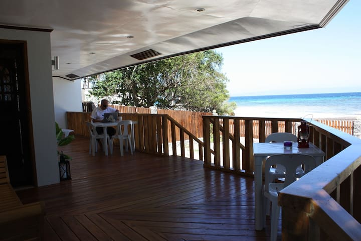 Juvy's Beach House - Siquijor - Huis