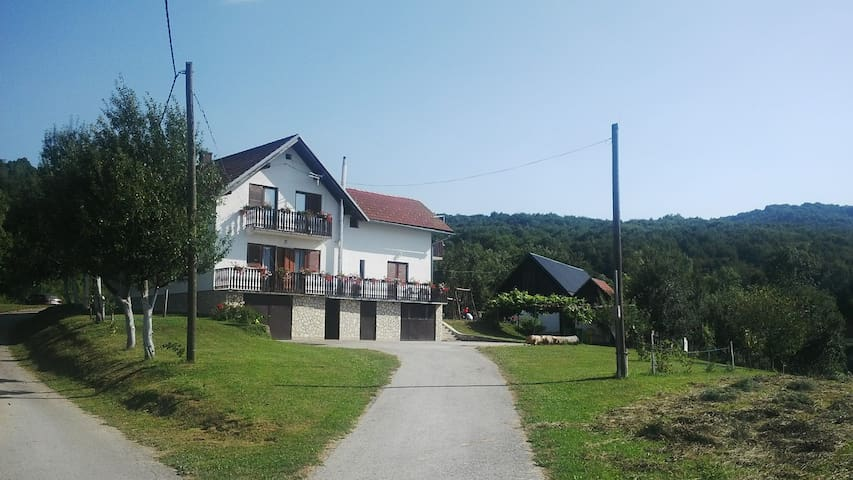 Studio apartmant - Plitvička Jezera - Appartement