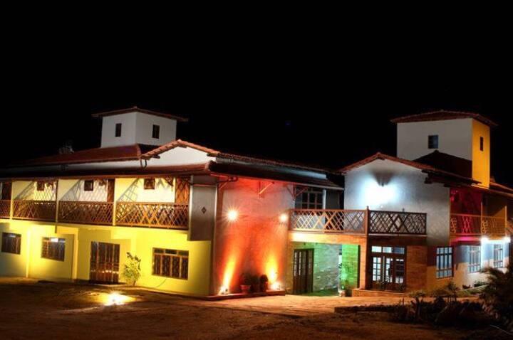 Hotel Ribeirão das Pedras