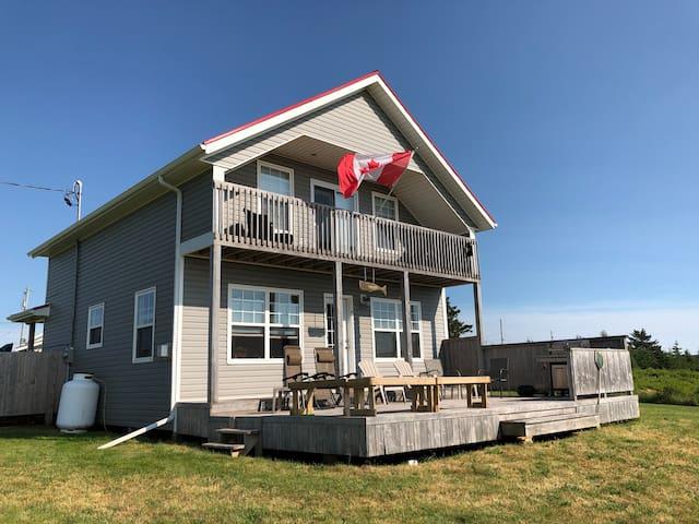 Crimson Cove Vacation Home