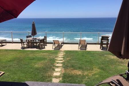 Ocean front Neptune home in Leucadia ! - Encinitas