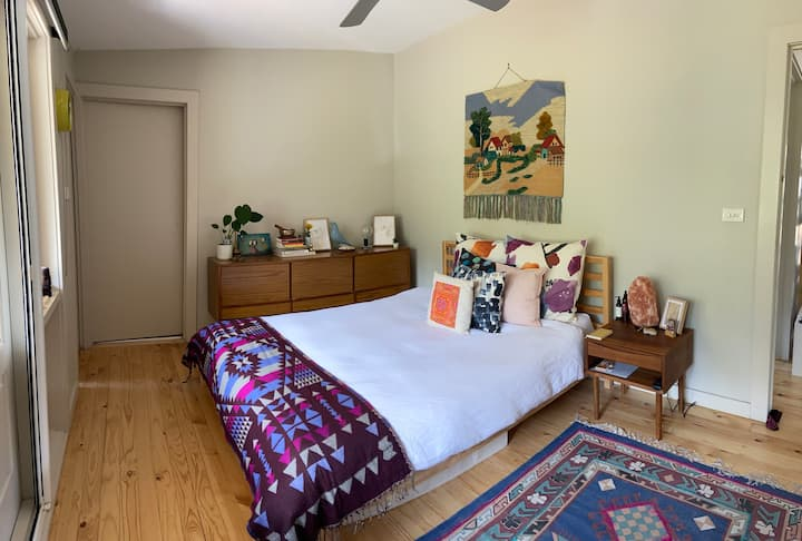 Allawah Guest Room - Cosy coastal private space