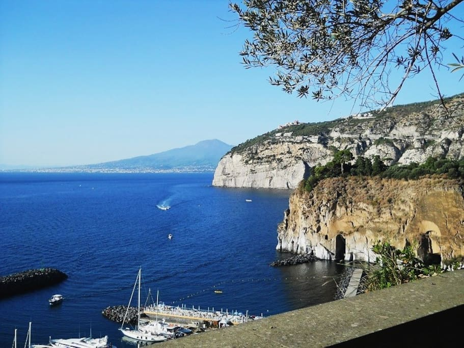 see view of Piano di Sorrento