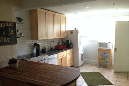 Bright 3 bedroom bungalow in downtown Lebanon - Lebanon - Haus