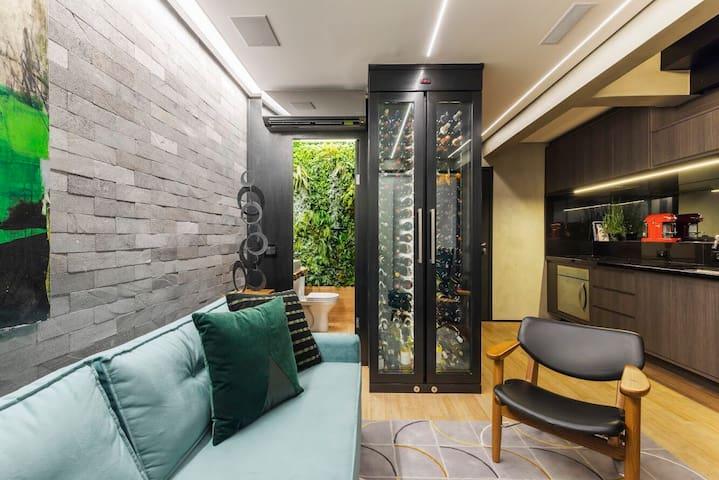 Unique Duplex Loft - Vila Nova Conceição