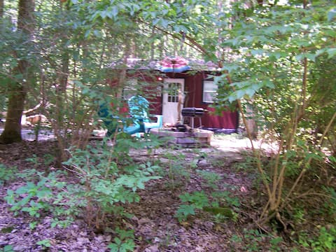 Sedona Tiny House! Secluded!  Clean Country Air!