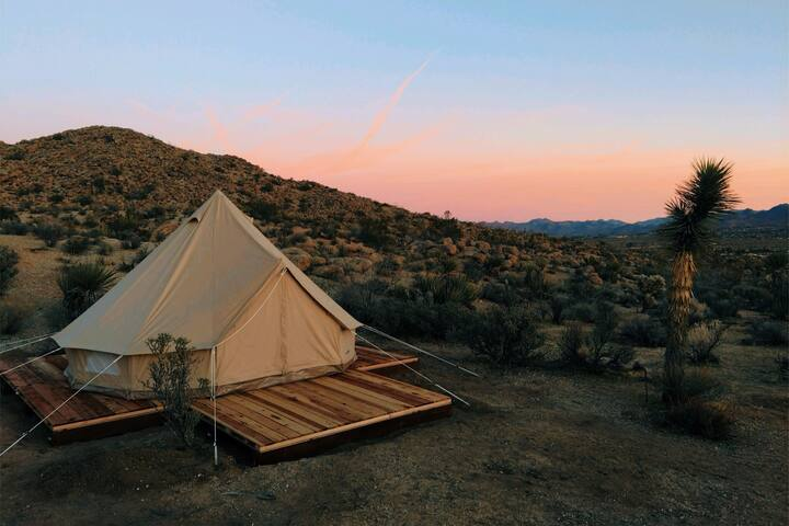 The Gonzo Tent @ Boulder's Hideaway