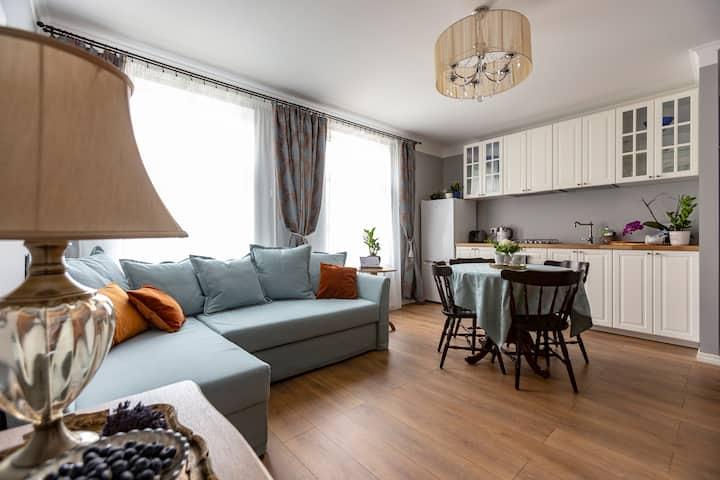 Vintage Apartments Elegance