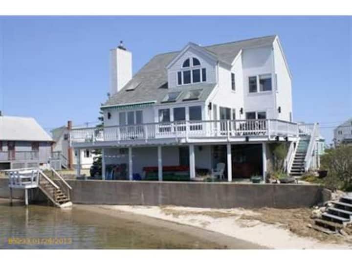Family Beach House, Wells Beach, Maine
