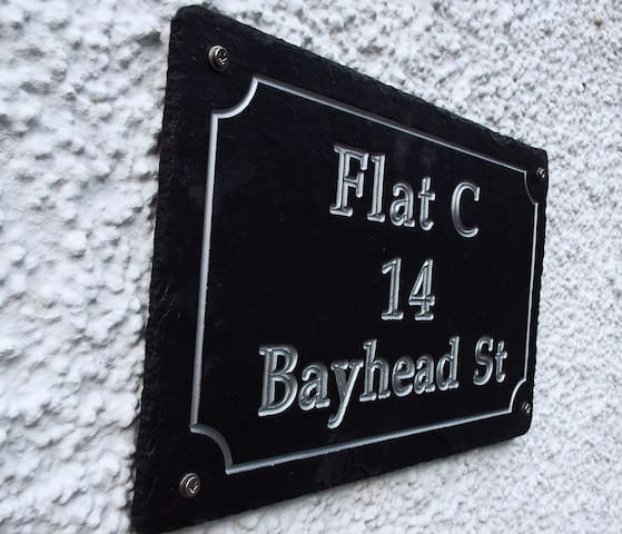 Bayhead Flat 14c - at the heart of Stornoway