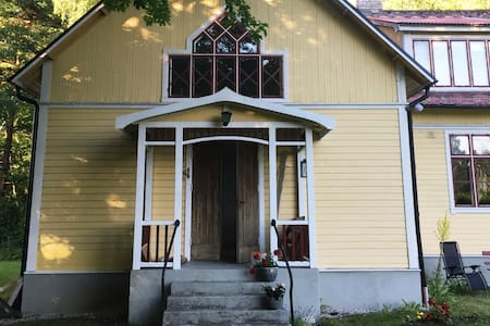 Charming chapel in the middle of Gotland