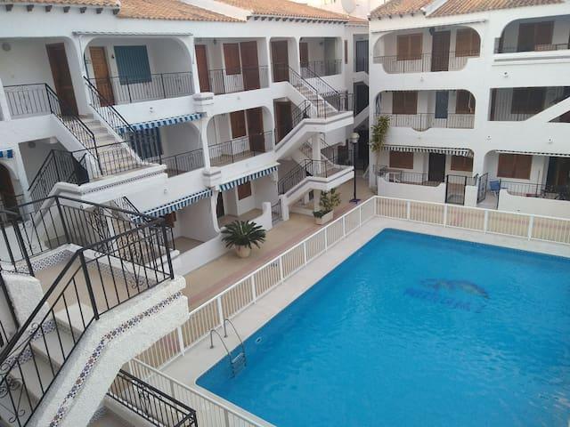 Apartamento  H24 en Puerto la Sal