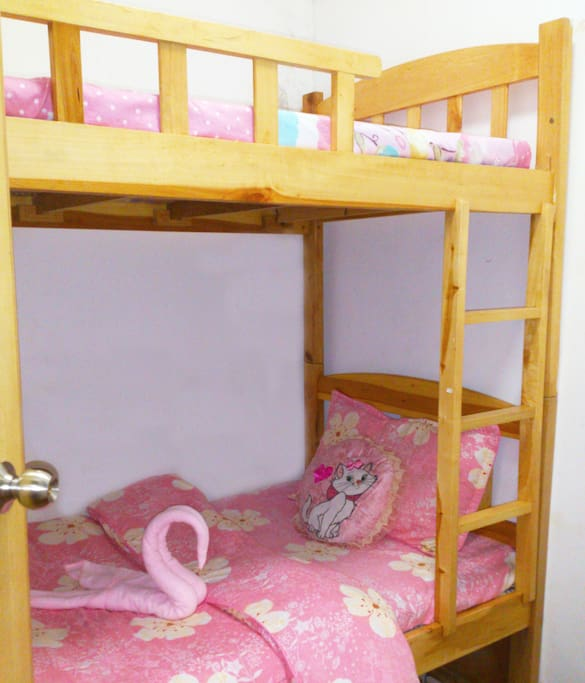 Bunk bed for young and adult
