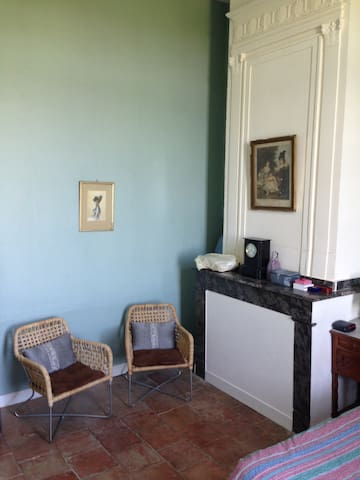 Appartement de charme dans chateau gersois - Avensac - Huoneisto