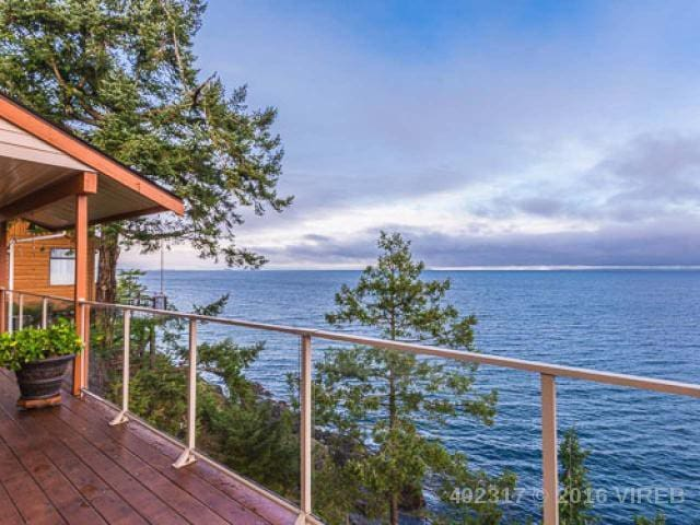 WaterFront 4 bedroom private home VIEWS - Nanaimo - Huis