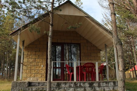 Charming cottage by the lake Sevan