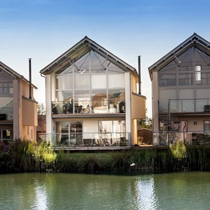 The Mallows, Luxury Spa, Family Friendly, Nature Reserve, Lower Mill Estate
