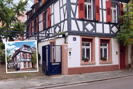 Modernes Apartment mit Historie - Speyer
