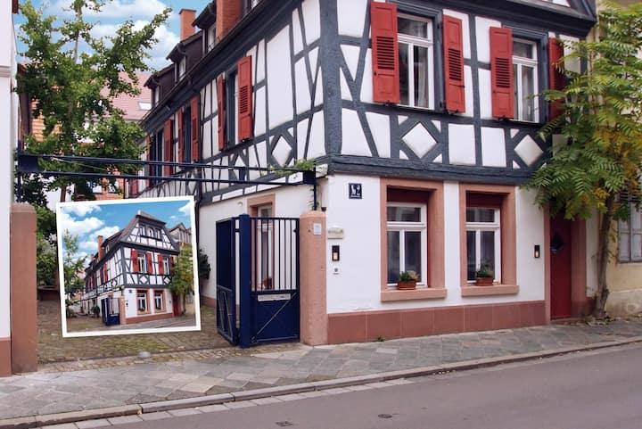 Modernes Apartment mit Historie
