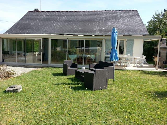 Villa bord de mer ideale famille - Saint-Jean-de-la-Rivière - Casa