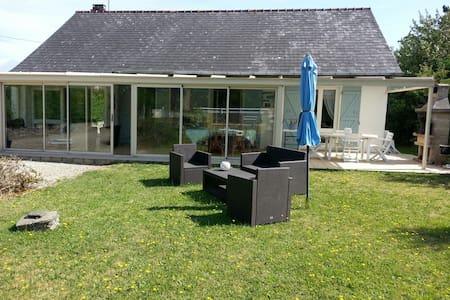 Villa bord de mer ideale famille - Saint-Jean-de-la-Rivière - 独立屋