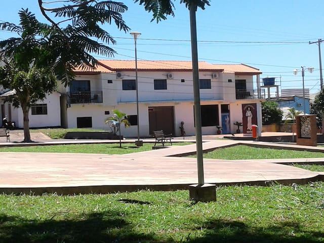 CRISTO SALVADOR  (POSADA)