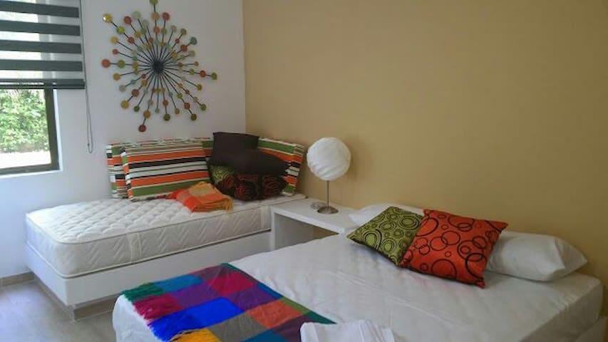 Conjunto campestre, zonas verdes - Melgar - Appartement