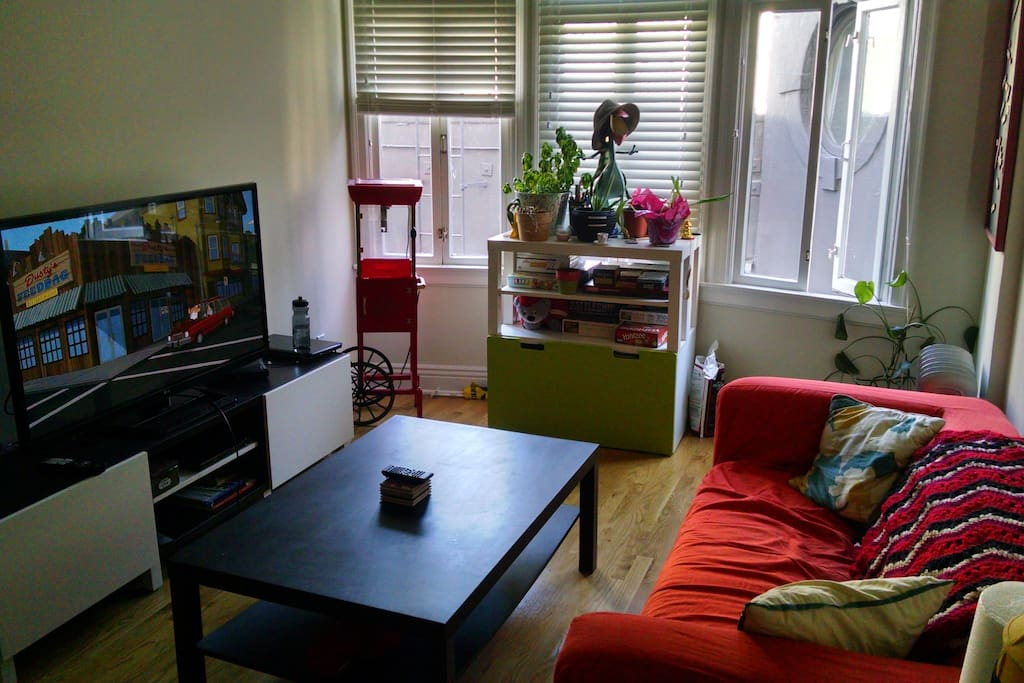Bright Open 1 Bedroom Apartment By Union Square Flats For Rent In San Francisco California